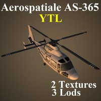 3d aerospatiale ytl