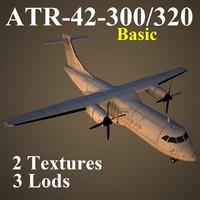 maya atr-42-300 basic