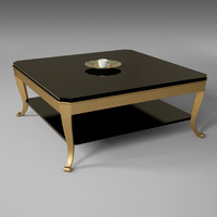 3d selva jurnal table 3694 model