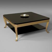 3d selva jurnal table 3694 model