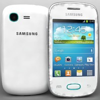 Samsung Galaxy Pocket Neo S5310 White