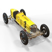 1927 Miller 91 Race Car