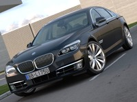 BMW 7 series Long 2013
