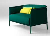 3d talo sofa sancal model