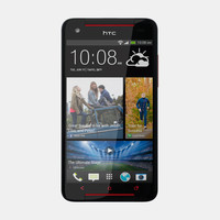 htc butterfly s mobile phone 3d model