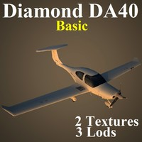 diamond da40 basic max