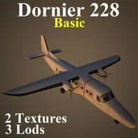 max dornier 228 basic