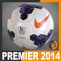 2013 2014 Premier League Match Ball