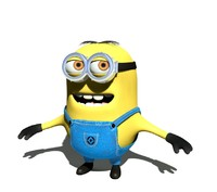 3ds max professional minion