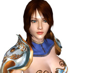 sorceress magic unity 3d max