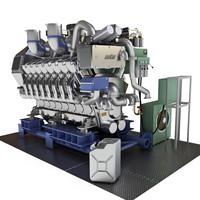 3dsmax diesel