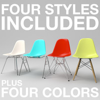 Eames Chairs Vol. 1