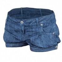 jeans short 3d model