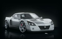 3d speedster vauxhall vx220 model