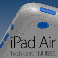 iPad Air WiFi + NURBS