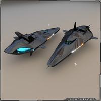 3d neeb cruiser r3 model