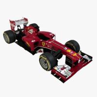 2013  Formula 1 Ferrari F138