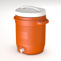 sports water cooler 3d 3ds