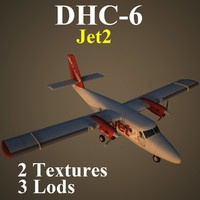 3ds max havilland exs