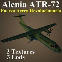 3d model alenia far