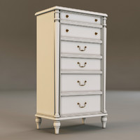3d model laura ashley chest
