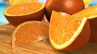 oranges 3d ma