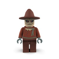 The Scarecrow Lego