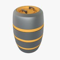maya barrel