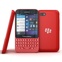 obj blackberry q5 red