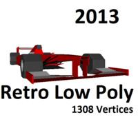 3d formula 2013 prototype retro