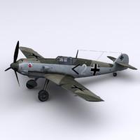 Bf-109E3 I JG 52