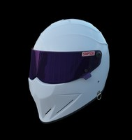 3d stig helmet model