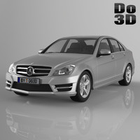 Mercedes Benz  C-Class 2013 Sedan