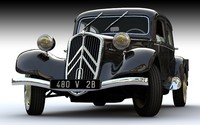Citroen Traction Avant 1947