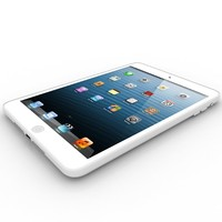 apple ipad mini 2 3d max