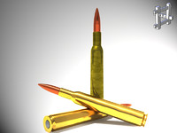 3d 50 warhead cartridge model