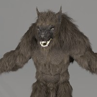 werewolf monster creature max