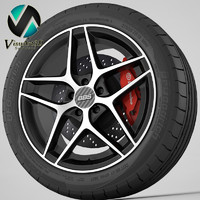 Wheel BBS CF