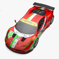 AF Corse Ferrari 458 GT2