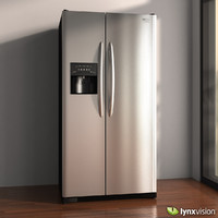 professional refrigerator frigidaire max