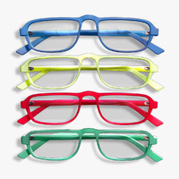3d model eyewear eyeglasses color