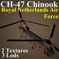 ch-47 chinook rnl helicopter max