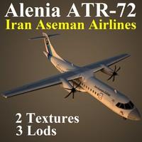 3d model alenia irc