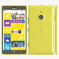 nokia lumia 1520 yellow dwg