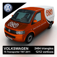Volkswagen T5 Transporter TNT 2011