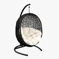 Garden Lounge Swing Rattan Chair