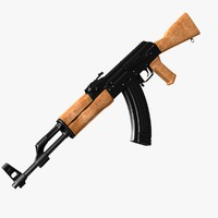 ak-47 ak 47 3d model