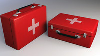 3ds max medkit med kit