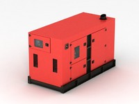 red generator 3d 3ds
