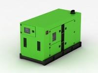 generator 3d obj